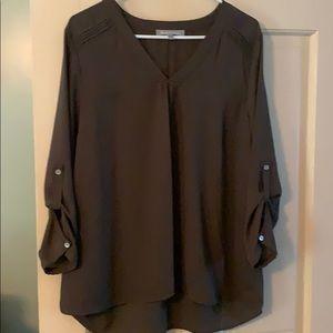 Olive color blouse